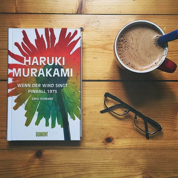 "[Rezension] Haruki Murakami: ""Wenn der Wind singt""/""Pinball 1973"""
