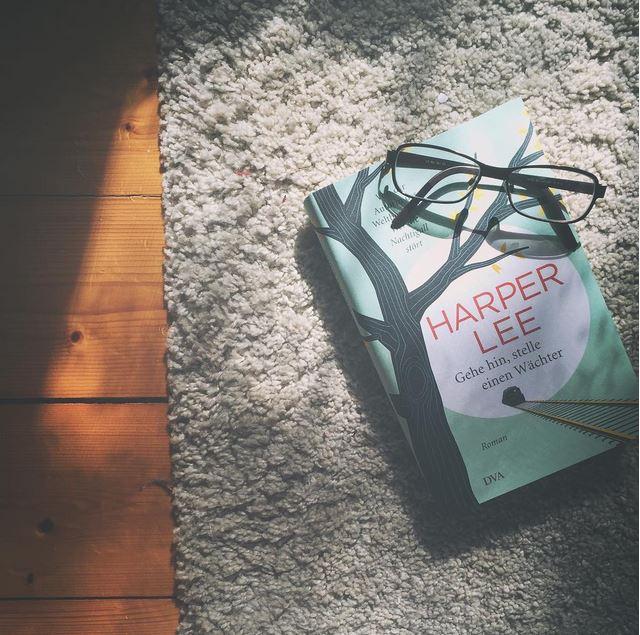 """[Rezension] Harper Lee: """"Gehe hin, stelle einenWächter"""""""