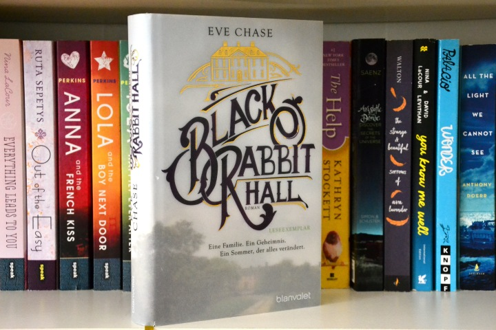 "[Rezension] Eve Chase: ""Black Rabbit Hall"""
