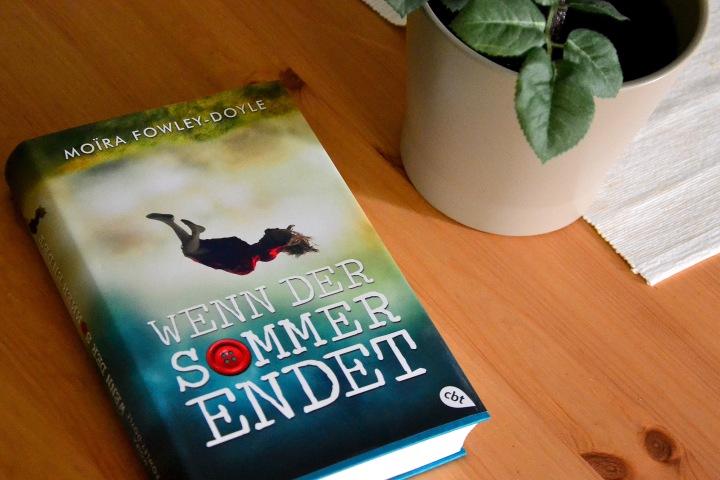 """[Rezension] Moïra Fowley-Doyle: """"Wenn der Sommerendet"""""""