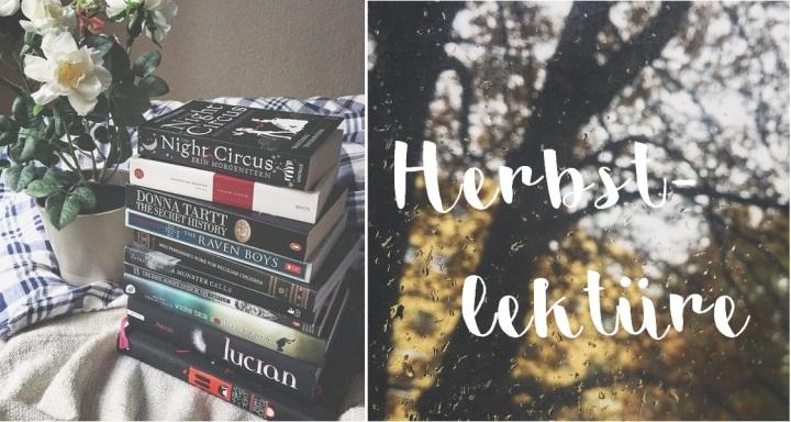 [Buchempfehlung] Lektüre für kalte und graueHerbsttage