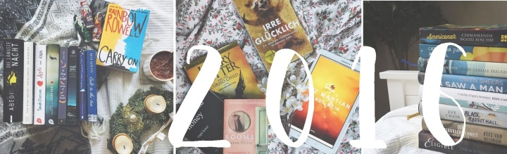 [Jahresrückblick] All the Books of #2016