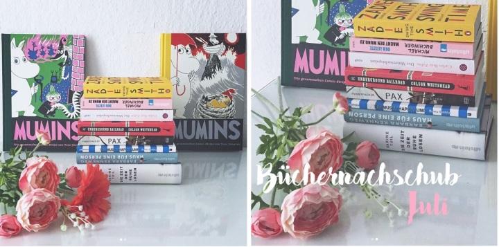 [Büchernachschub] Juli