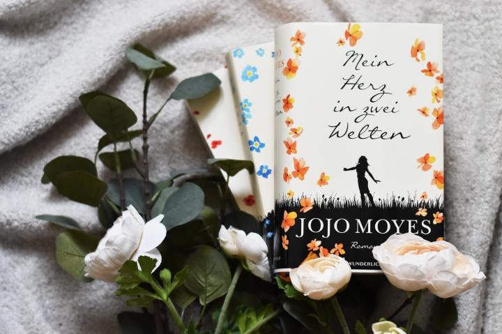 """[Rezension] Jojo Moyes: """"Mein Herz in zweiWelten"""""""