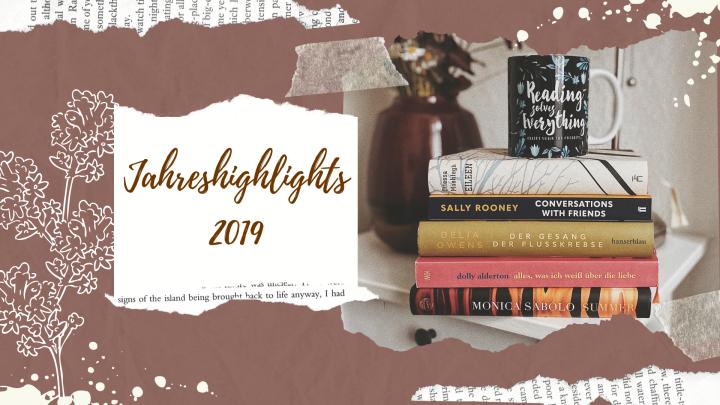 [Jahresrückblick] All the Books of2019